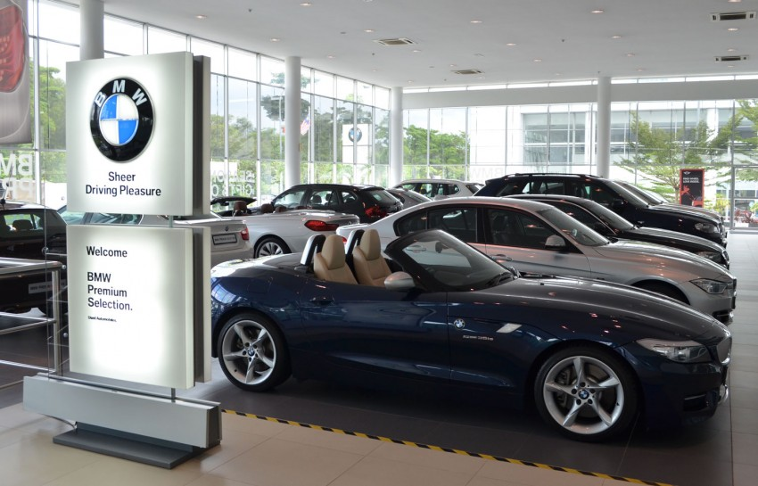 Certified Pre Owned Bmw >> BMW Premium Selection certified pre-owned cars at AB Glenmarie
