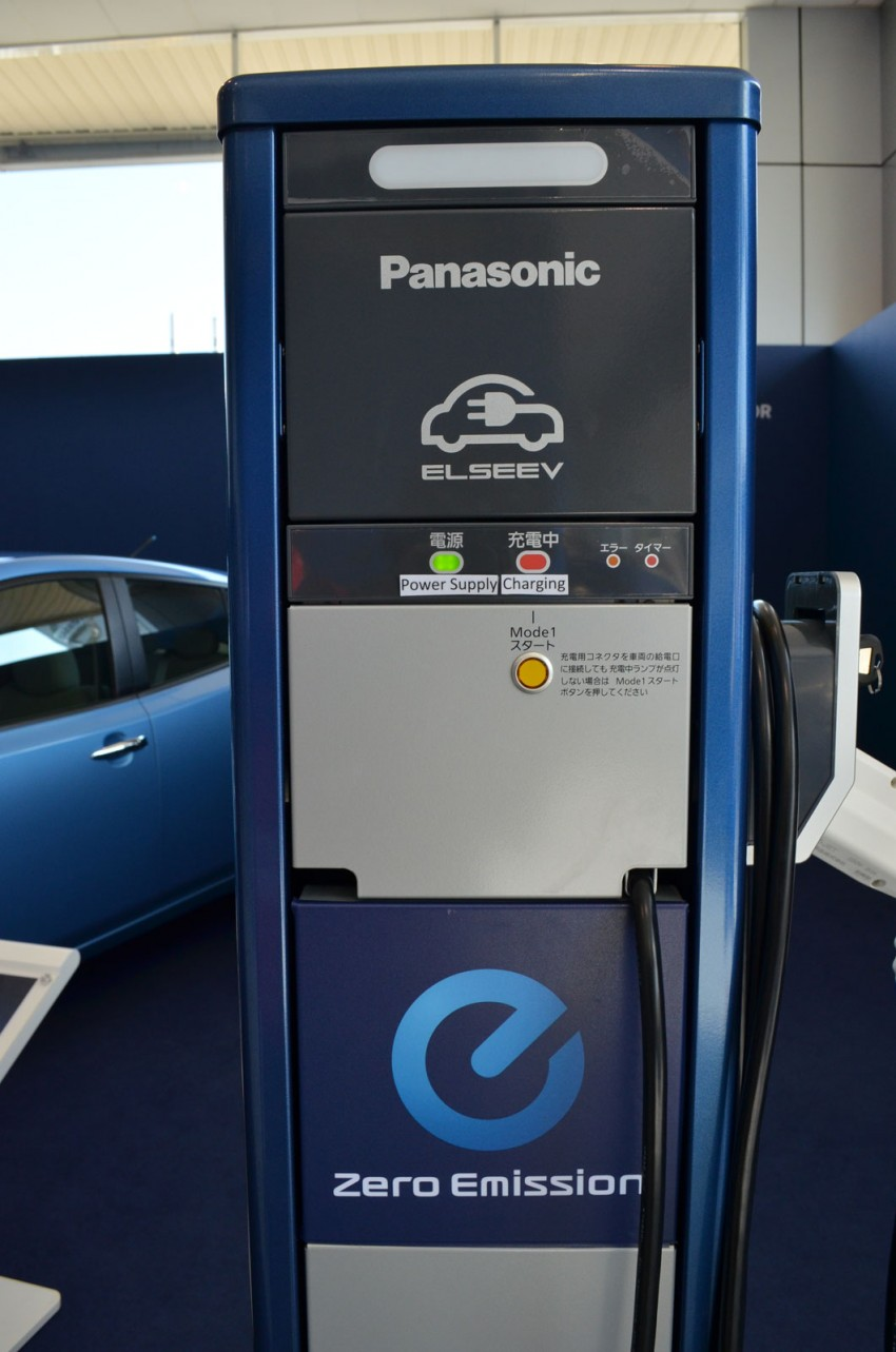 Nissan Leaf driven around the block – you can try it too! Image #104550