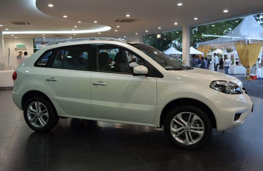 Renault Koleos facelift arrives – RM224k Image #110833