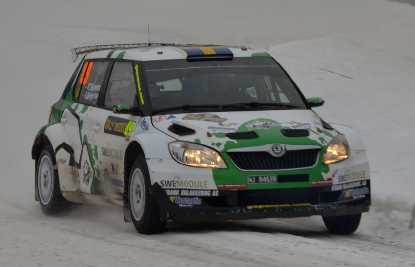 LIVE from Rally Sweden: Ex teammates Hirvonen and Latvala duel at the top, PG Andersson still leading S-WRC Image #87082