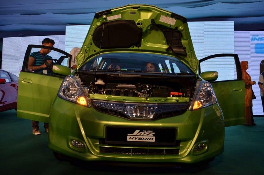 Honda Jazz Hybrid launched – Insight powertrain, RM94.8k Image #93740