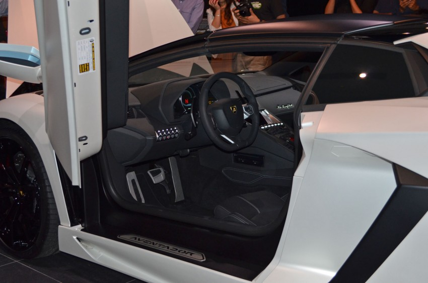 Lamborghini Aventador LP700-4 Roadster previewed in Malaysia – 18 months wait list, from RM3 million Image #142073