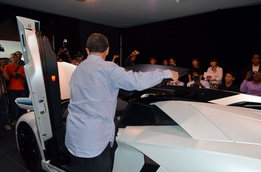Lamborghini Aventador LP700-4 Roadster previewed in Malaysia – 18 months wait list, from RM3 million Image #142074