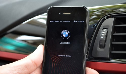 BMW Connected 6NR apps now available in Malaysia