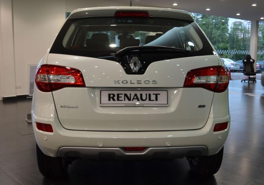 Renault Koleos facelift arrives – RM224k Image #110835
