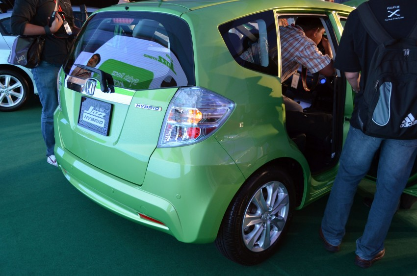 Honda Jazz Hybrid launched – Insight powertrain, RM94.8k Image #93741