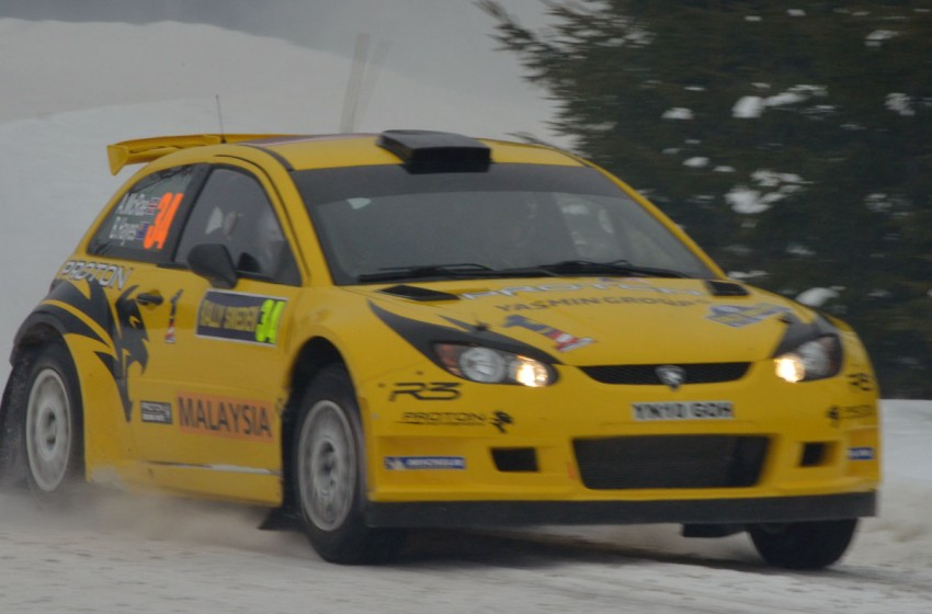 LIVE from Rally Sweden: Ex teammates Hirvonen and Latvala duel at the top, PG Andersson still leading S-WRC Image #87084