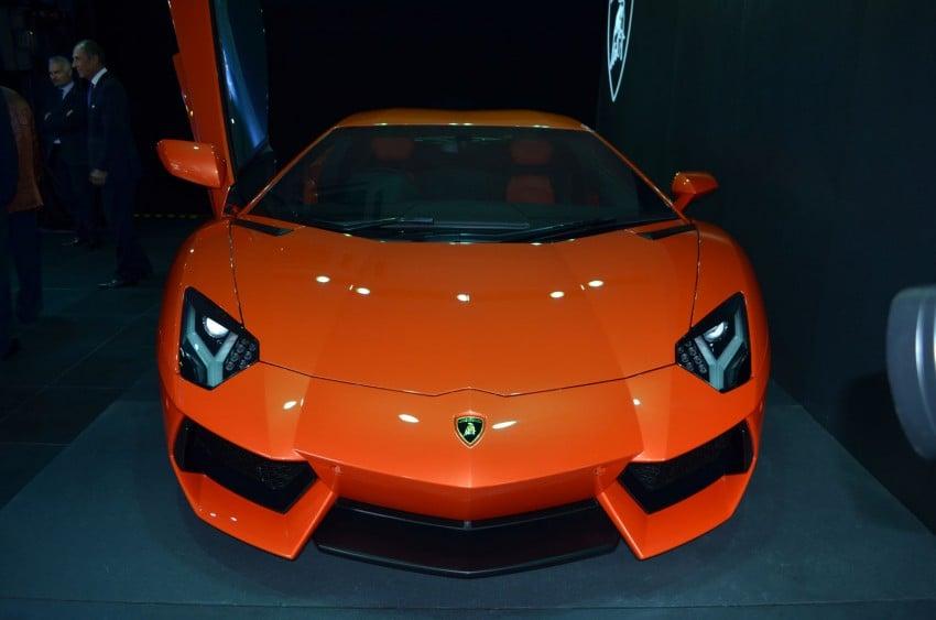 Lamborghini opens 3S centre in Glenmarie Image #108316