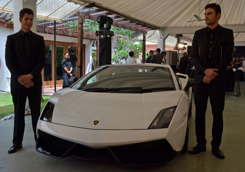 Lamborghini Gallardo Malaysia Limited Edition – 20 units Image #103977