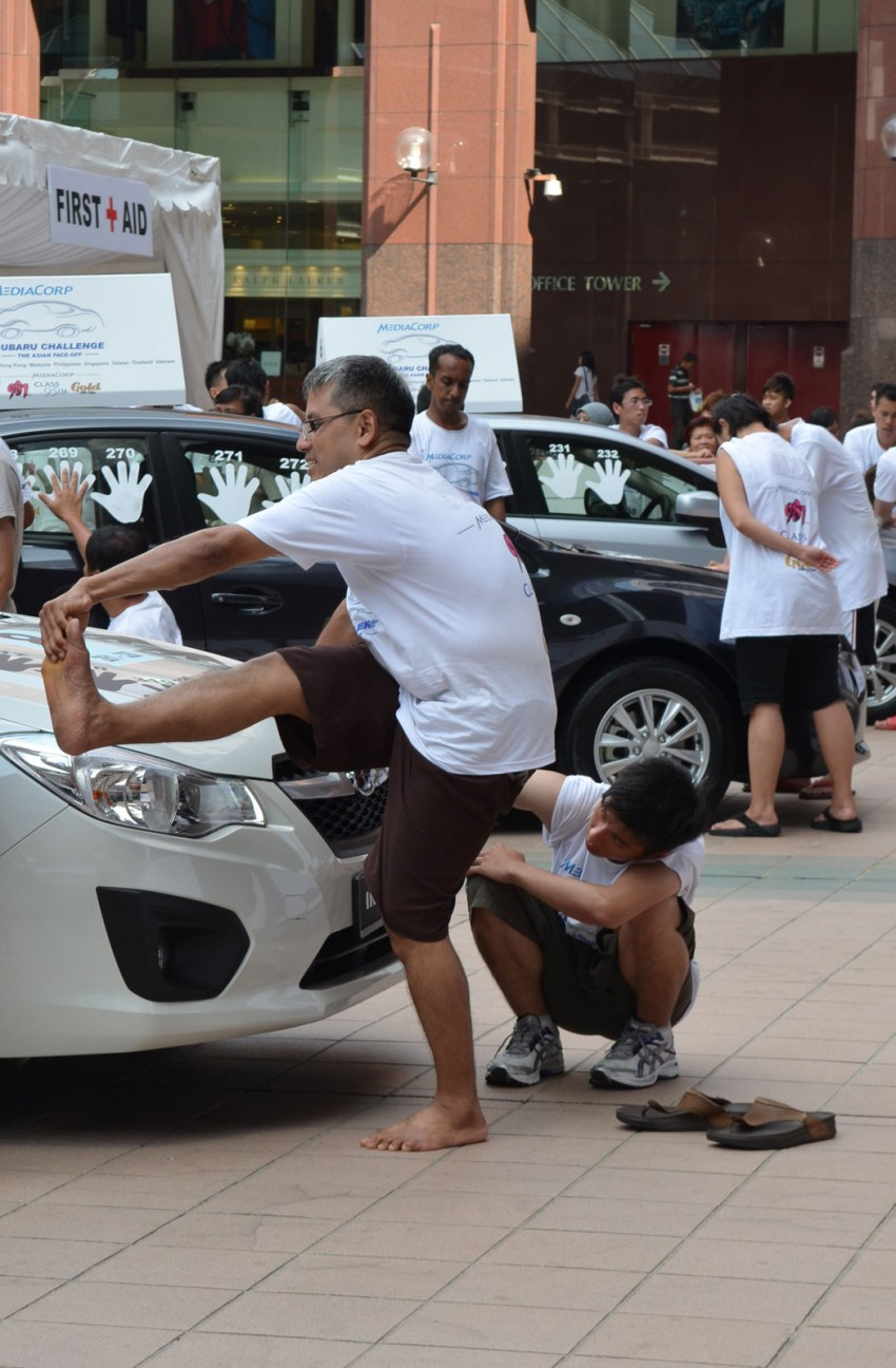 Subaru Challenge 2012 – The Asian Face-Off: Three Malaysians remain in the battle for a Subaru XV Image #138409