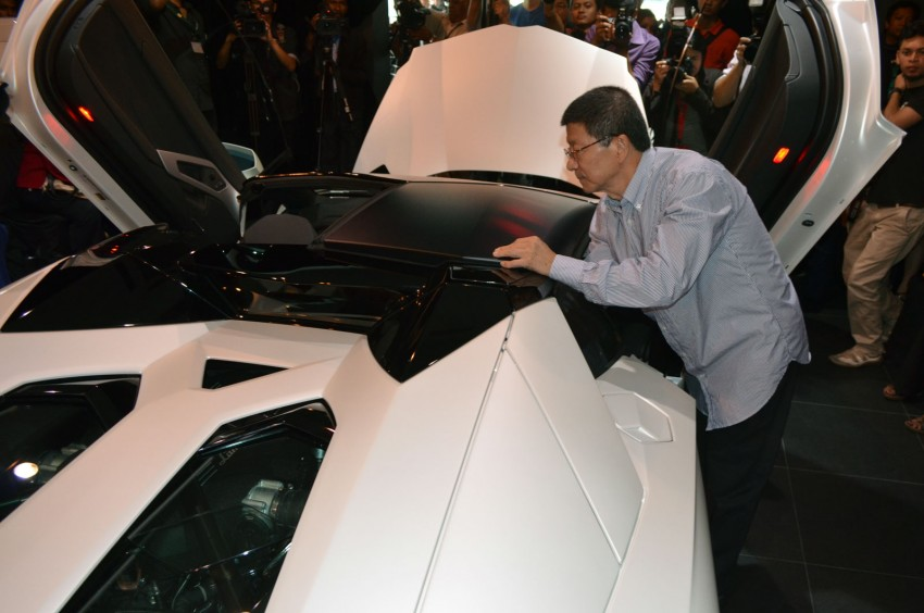 Lamborghini Aventador LP700-4 Roadster previewed in Malaysia – 18 months wait list, from RM3 million Image #142076