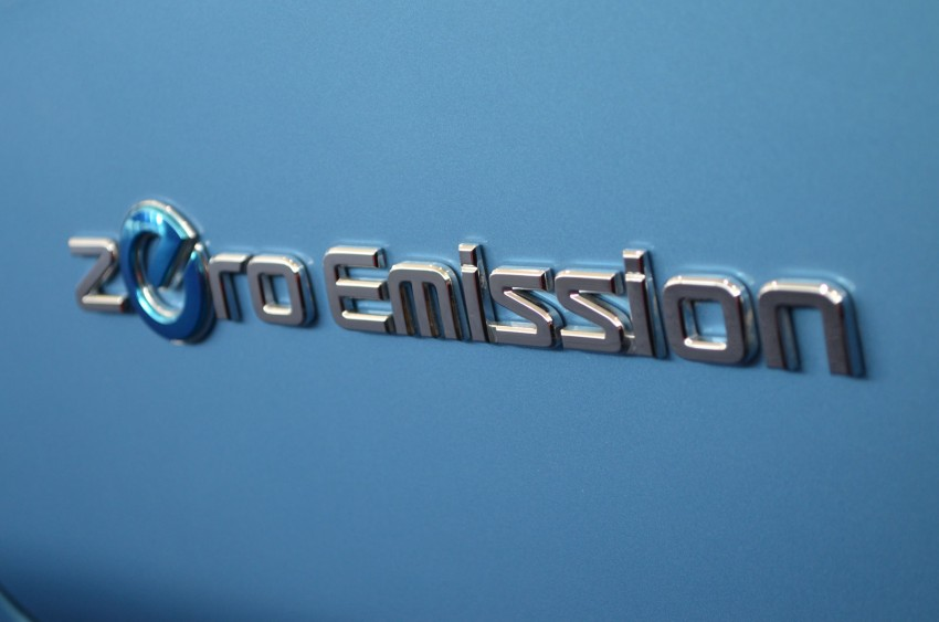 Nissan Leaf driven around the block – you can try it too! Image #104554