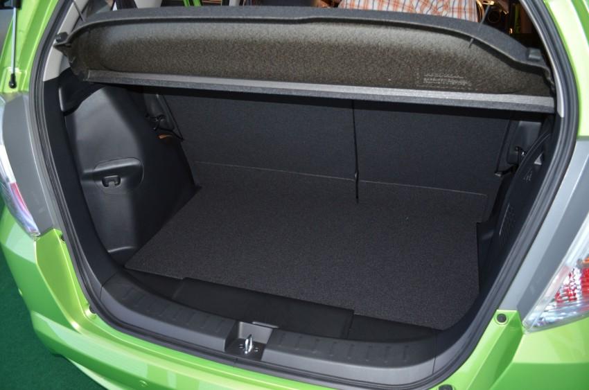 Honda Jazz Hybrid launched – Insight powertrain, RM94.8k Image #93744