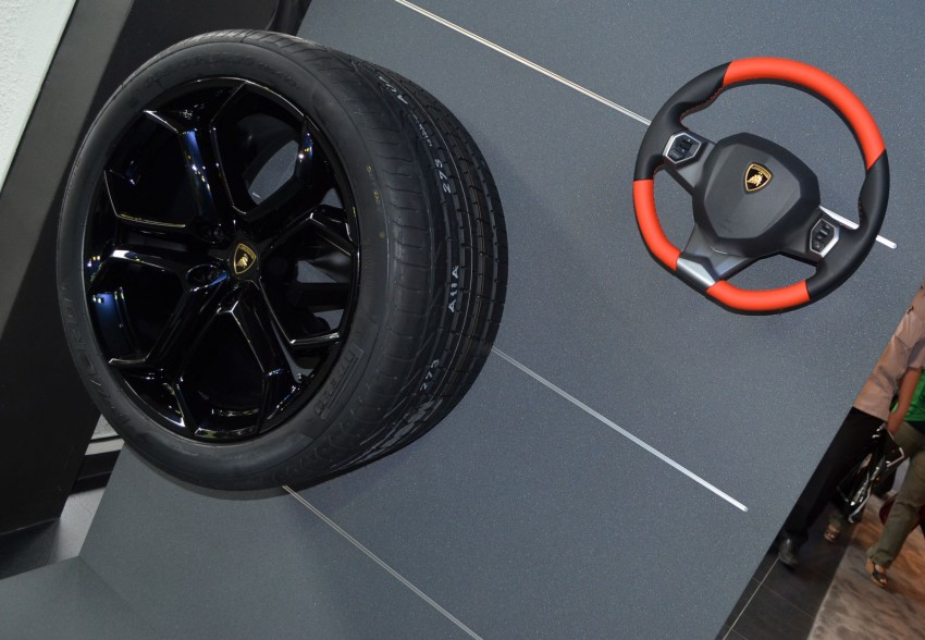 Lamborghini opens 3S centre in Glenmarie Image #108318