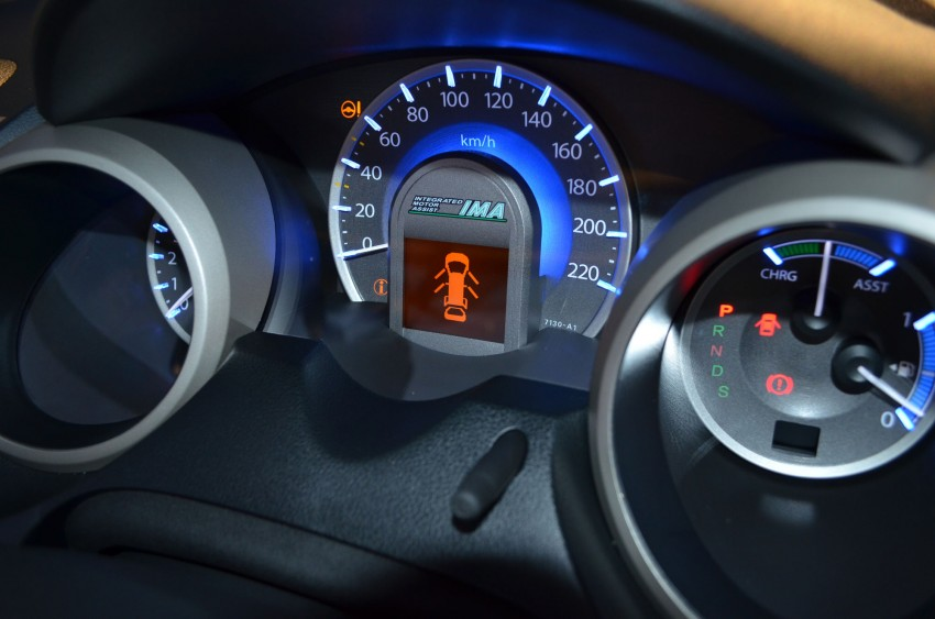 Honda Jazz Hybrid launched – Insight powertrain, RM94.8k Image #93745