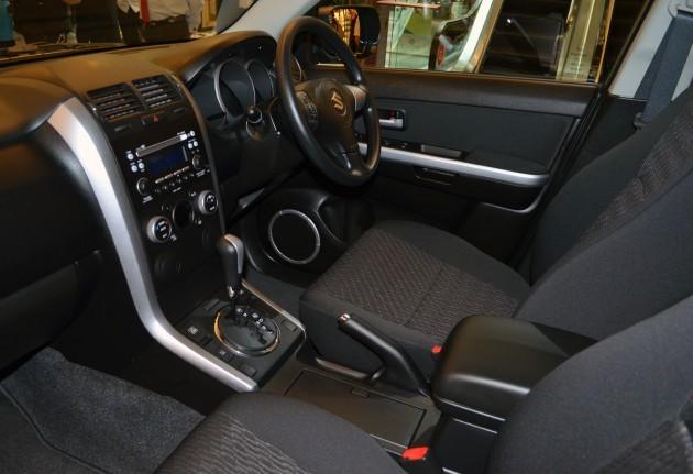 Suzuki Grand Vitara Facelift Introduced Rm121 100