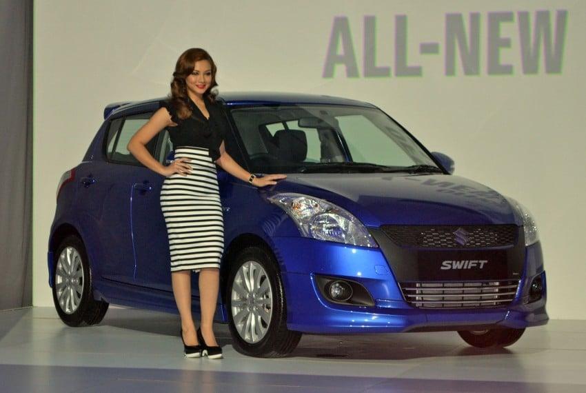 Suzuki Swift – third-gen launched, RM78k-RM83k Image #148964