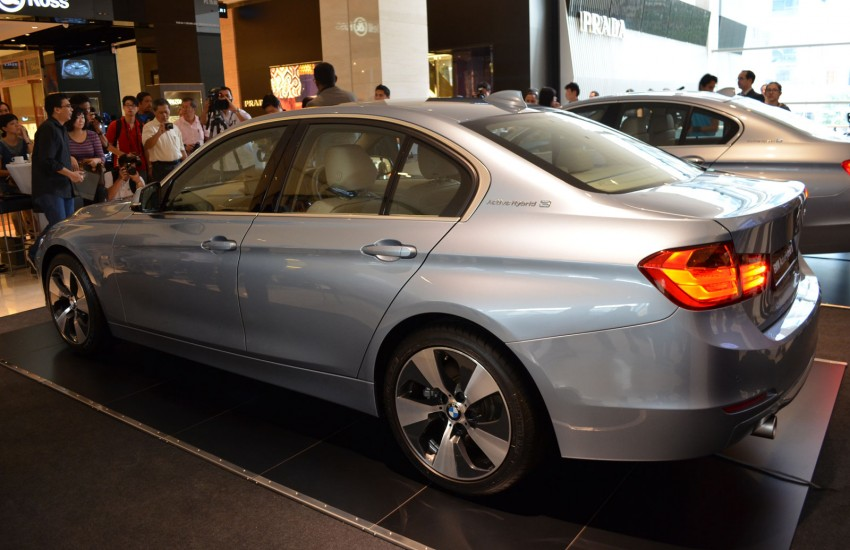 BMW ActiveHybrid 3 and ActiveHybrid 5 sedans officially launched – RM538,800 and RM648,800 Image #138144