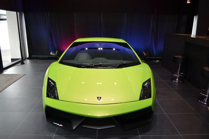 Lamborghini opens 3S centre in Glenmarie Image #108319