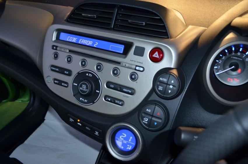 Honda Jazz Hybrid launched – Insight powertrain, RM94.8k Image #93746