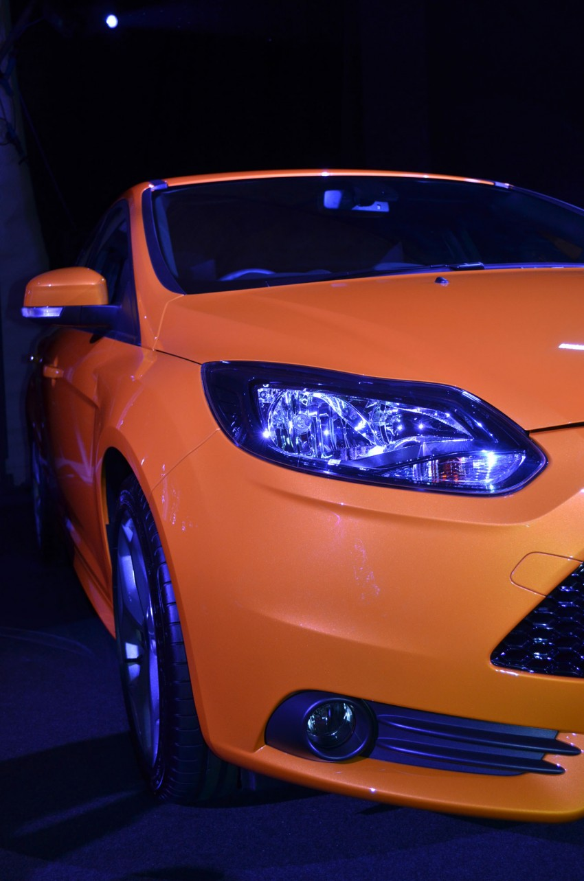 Ford Focus ST – the GTI challenger arrives, RM209k Image #131126