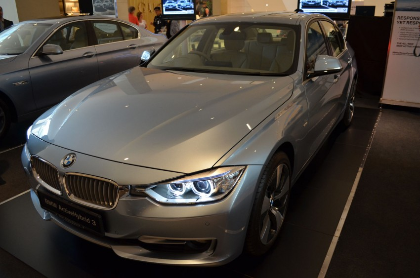 BMW ActiveHybrid 3 and ActiveHybrid 5 sedans officially launched – RM538,800 and RM648,800 Image #138146