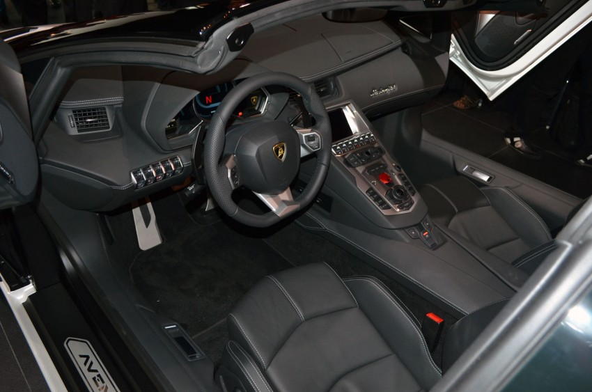 Lamborghini Aventador LP700-4 Roadster previewed in Malaysia – 18 months wait list, from RM3 million Image #142080