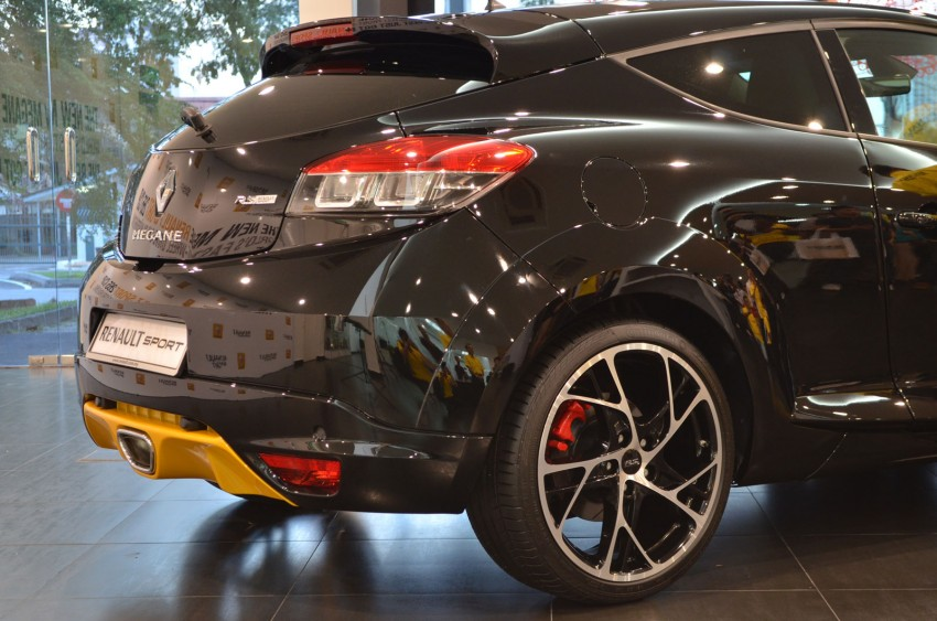Renault Megane RS 265 Cup launched – RM235k Image #151697