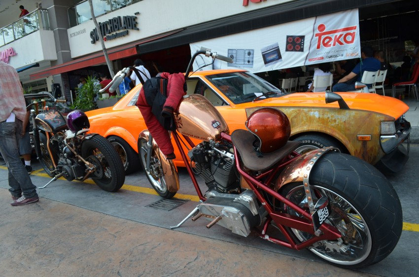 Art of Speed show to feature 'Kustom Kulture' and hot rods, the first such event in Malaysia Image #112501