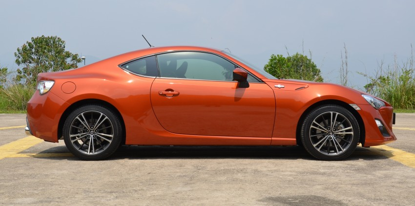 DRIVEN: Toyota 86 – a true gem under the veneer Image #115633