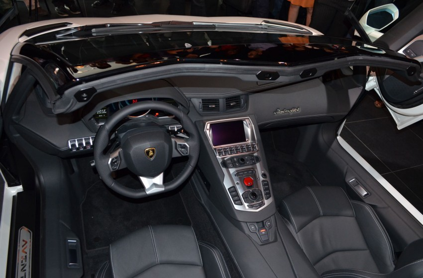 Lamborghini Aventador LP700-4 Roadster previewed in Malaysia – 18 months wait list, from RM3 million Image #142081