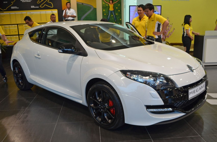 Renault Megane RS 265 Cup launched – RM235k Image #151698