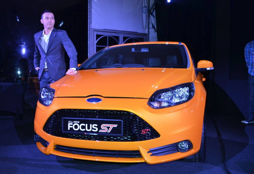 Ford Focus ST – the GTI challenger arrives, RM209k Image #131130