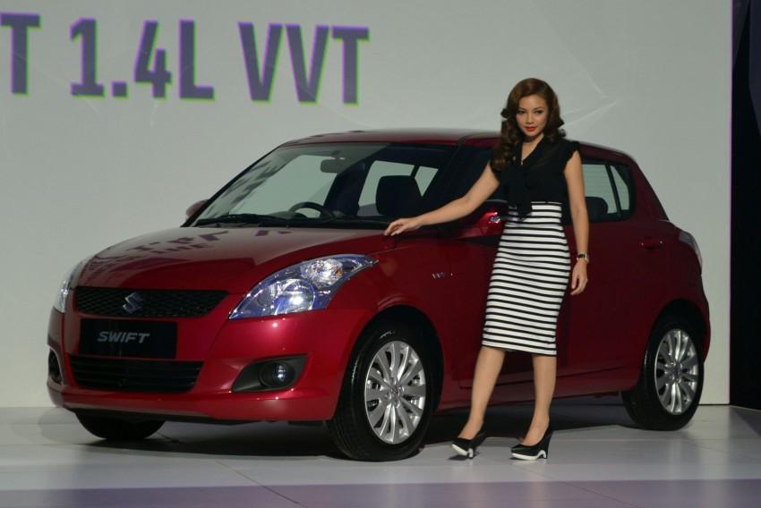 Suzuki Swift – third-gen launched, RM78k-RM83k Image #148966