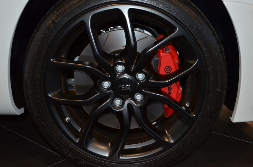 Renault Megane RS 265 Cup launched – RM235k Image #151699