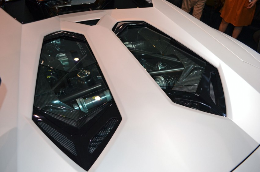 Lamborghini Aventador LP700-4 Roadster previewed in Malaysia – 18 months wait list, from RM3 million Image #142083