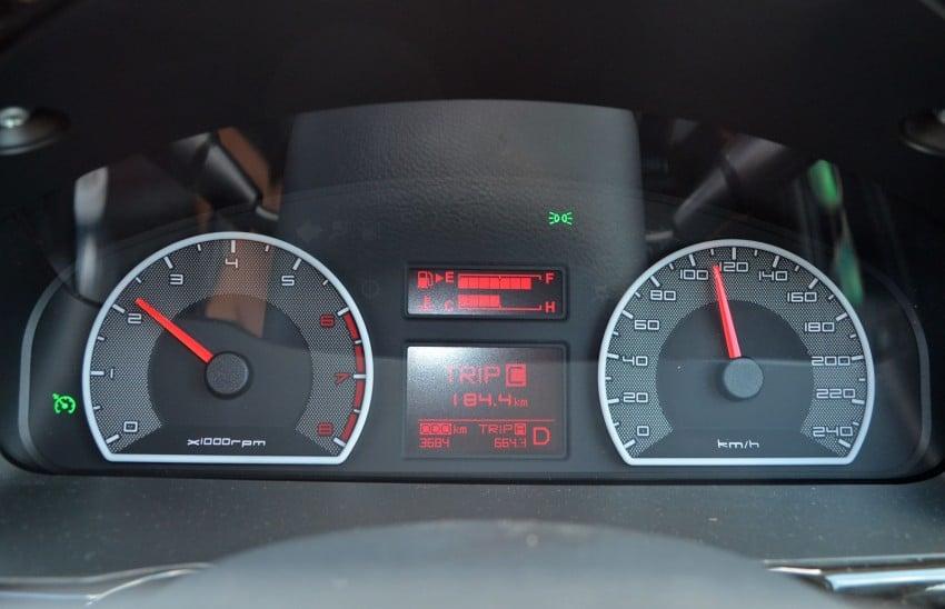 Proton Prevé Turbo CVT and IAFM Manual tested Image #103478