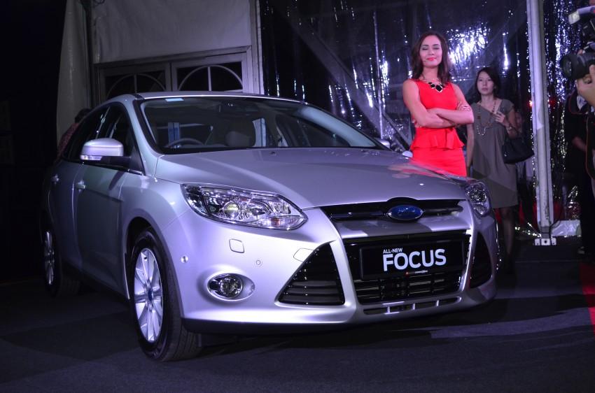 Ford Focus – 3rd-gen C346 debuts, RM116k-RM129k Image #131097