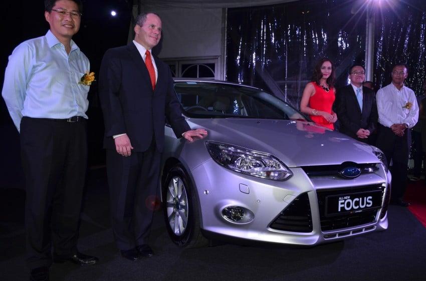 Ford Focus – 3rd-gen C346 debuts, RM116k-RM129k Image #131099