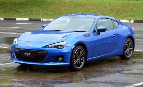 Subaru Brz Set For Fourth Quarter Malaysian Launch First