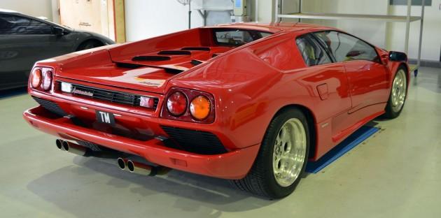 Lamborghini Opens 3s Centre In Glenmarie