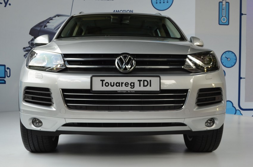 Volkswagen Touareg TDI launched, VGM's first diesel entry – 3.0L V6, 245 PS, 550 Nm, RM488,888 Image #139068