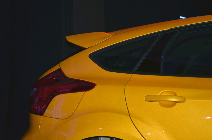 Ford Focus ST – the GTI challenger arrives, RM209k Image #131133