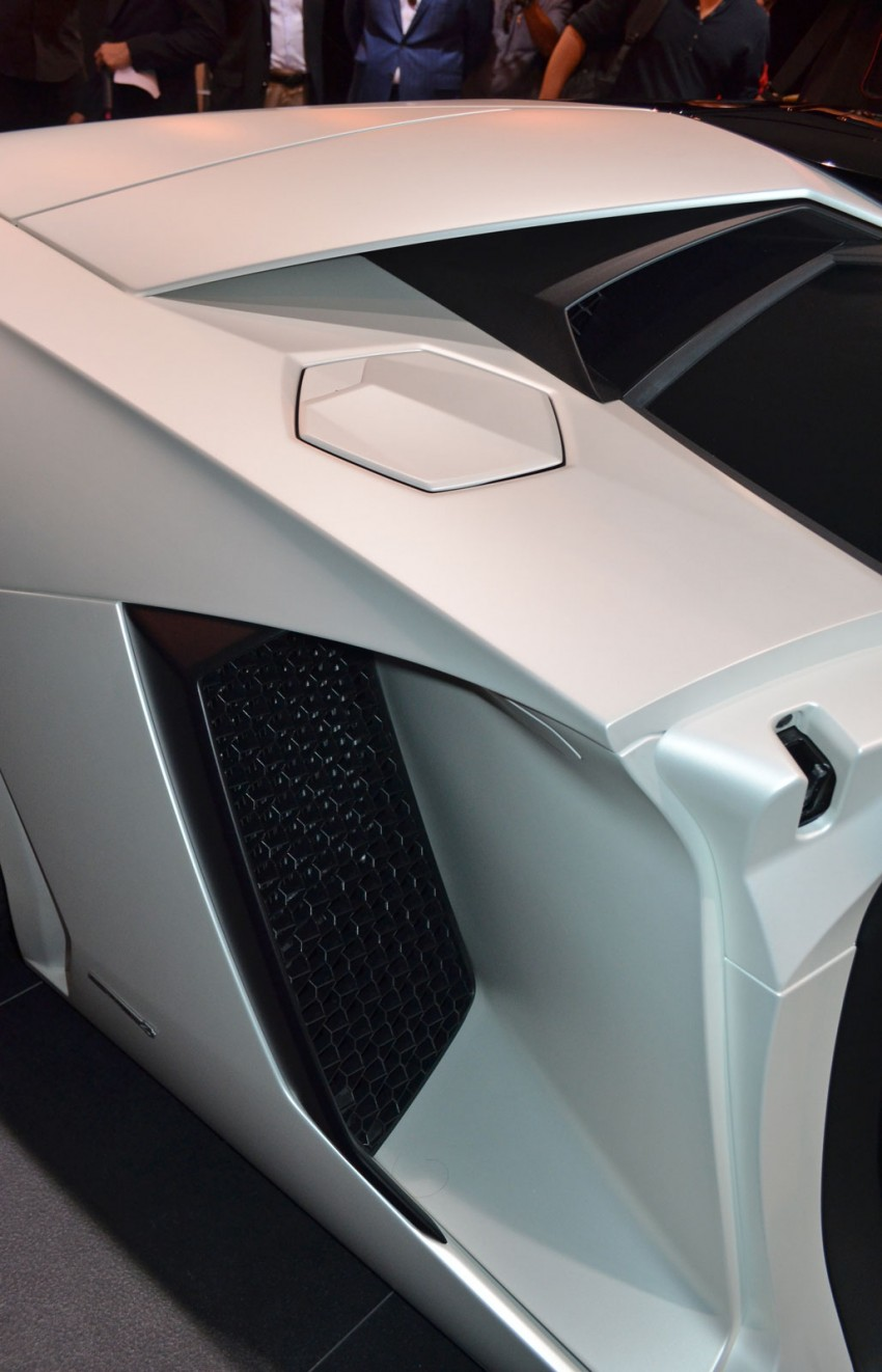 Lamborghini Aventador LP700-4 Roadster previewed in Malaysia – 18 months wait list, from RM3 million Image #142086