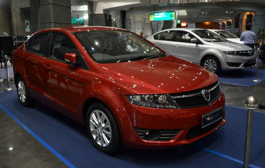 Proton Prevé with 1.6 turbo launched: RM60k – RM73k! Image #100971