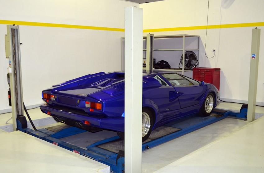 Lamborghini opens 3S centre in Glenmarie Image #108330