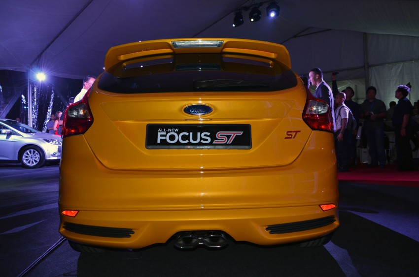 Ford Focus ST – the GTI challenger arrives, RM209k Image #131134