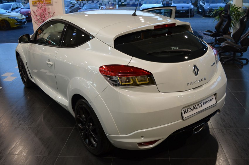 Renault Megane RS 265 Cup launched – RM235k Image #151706