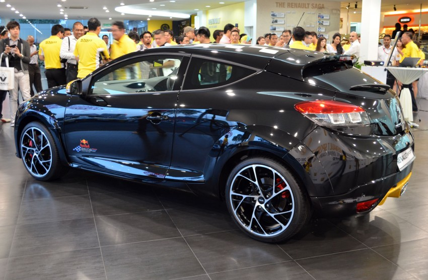 Renault Megane RS 265 Cup launched – RM235k Image #151708