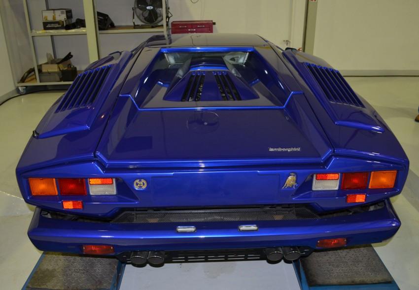 Lamborghini opens 3S centre in Glenmarie Image #108332